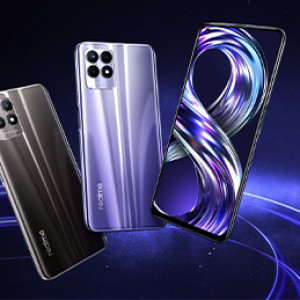 Realme 8i Debuts with High-end 4G Gaming Chip, Smooth Show, and Smooth Plan